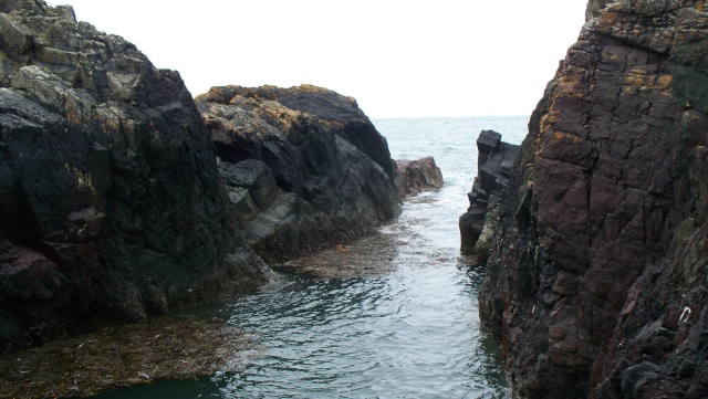 Anglesey's Sea Caves 100_1517