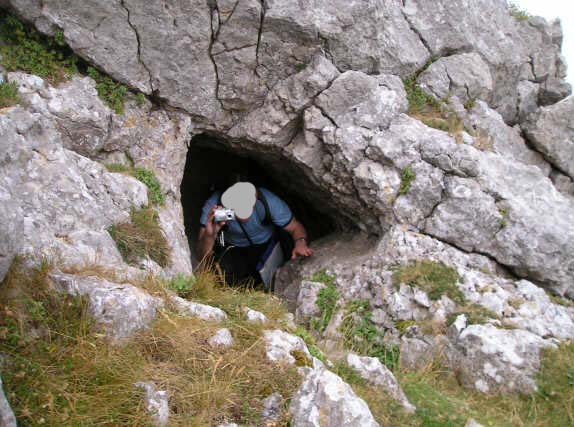 Little Orme Caves Pictur33