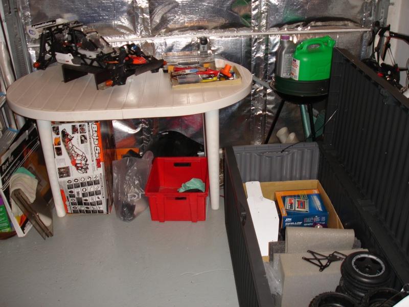 Photos de votre atelier et endroit où dort votre baja ! Dsc05718