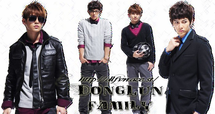 ๑۩۞۩๑DongLun's Family๑۩۞۩๑