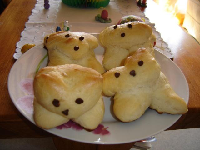 Vote pour Les Lapins de Pâques Lapin110