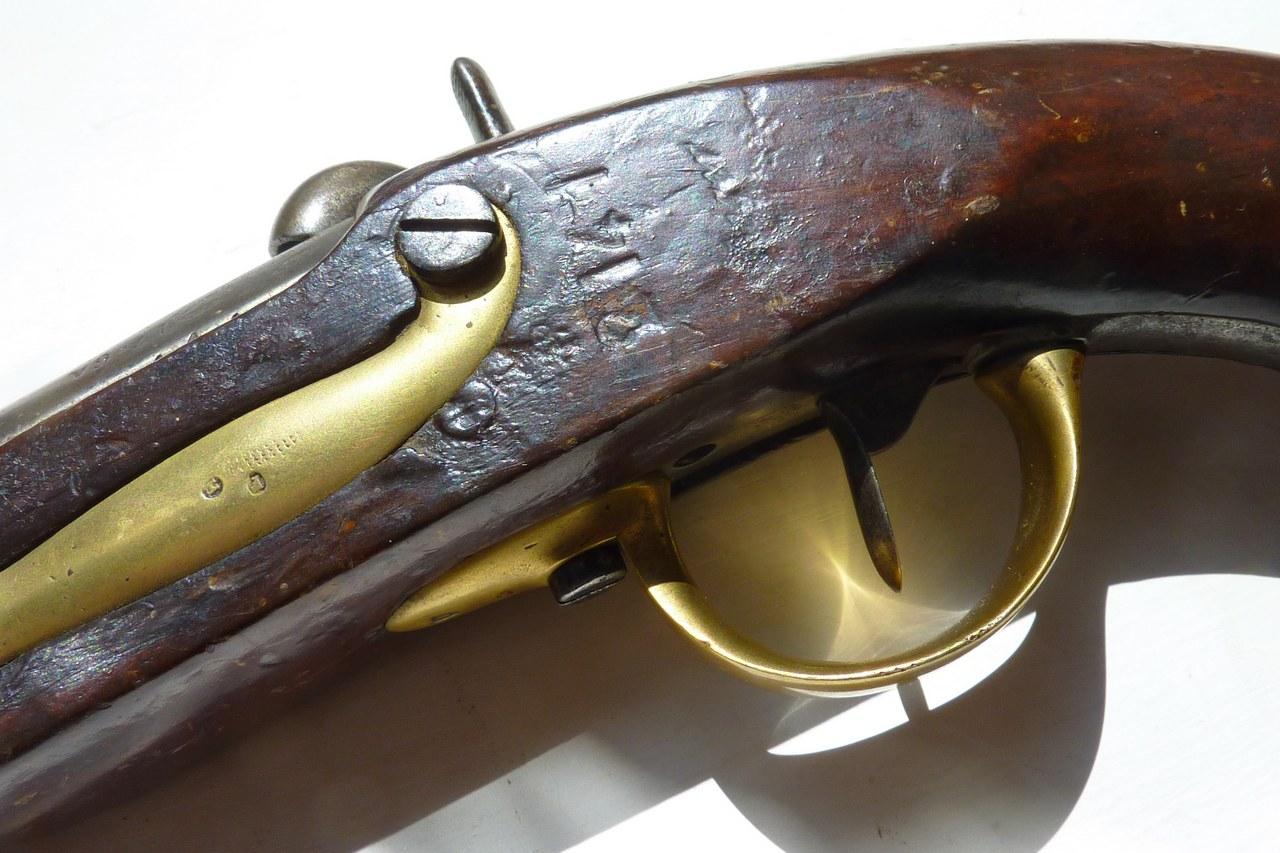Que faire à ce pistolet 1822 TBis ? 1822tb12
