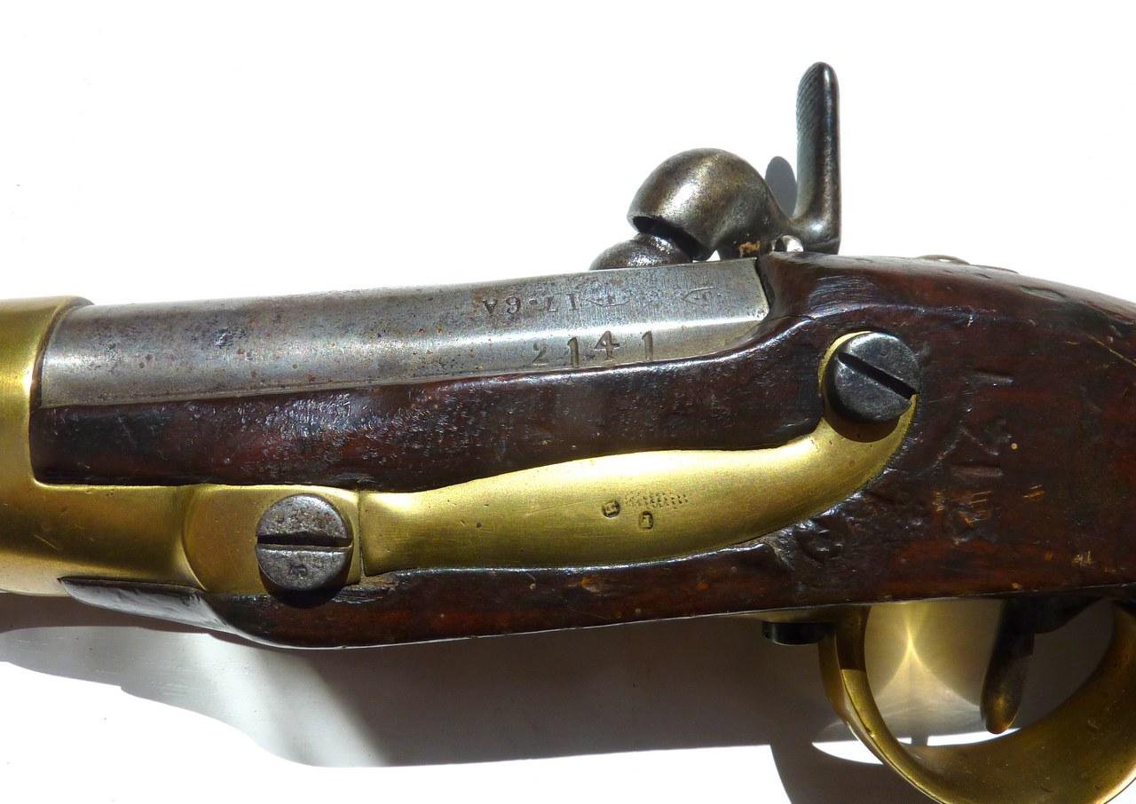 Que faire à ce pistolet 1822 TBis ? 1822tb14
