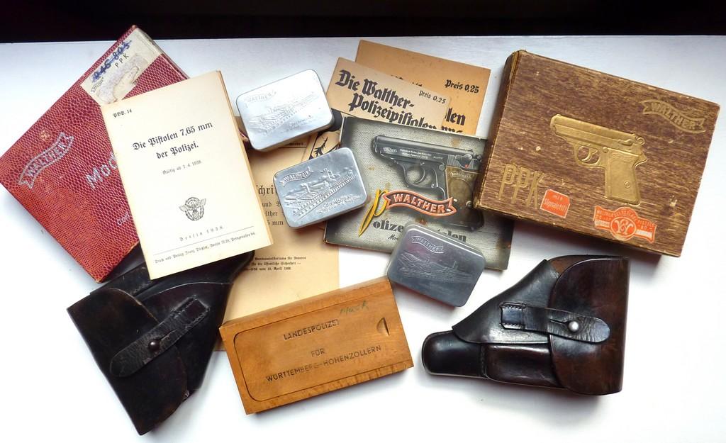 Boites, manuels Walther PPK Acces_10