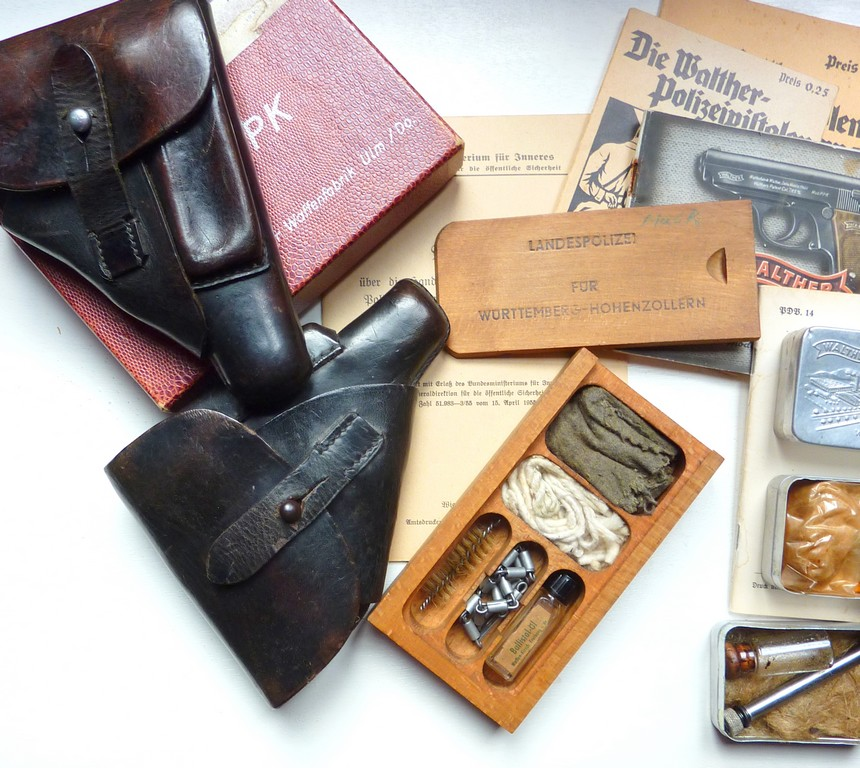 Boites, manuels Walther PPK Acces_13