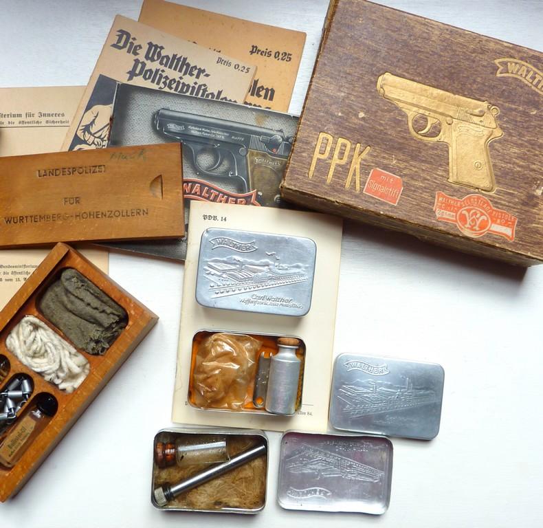 Boites, manuels Walther PPK Acces_14