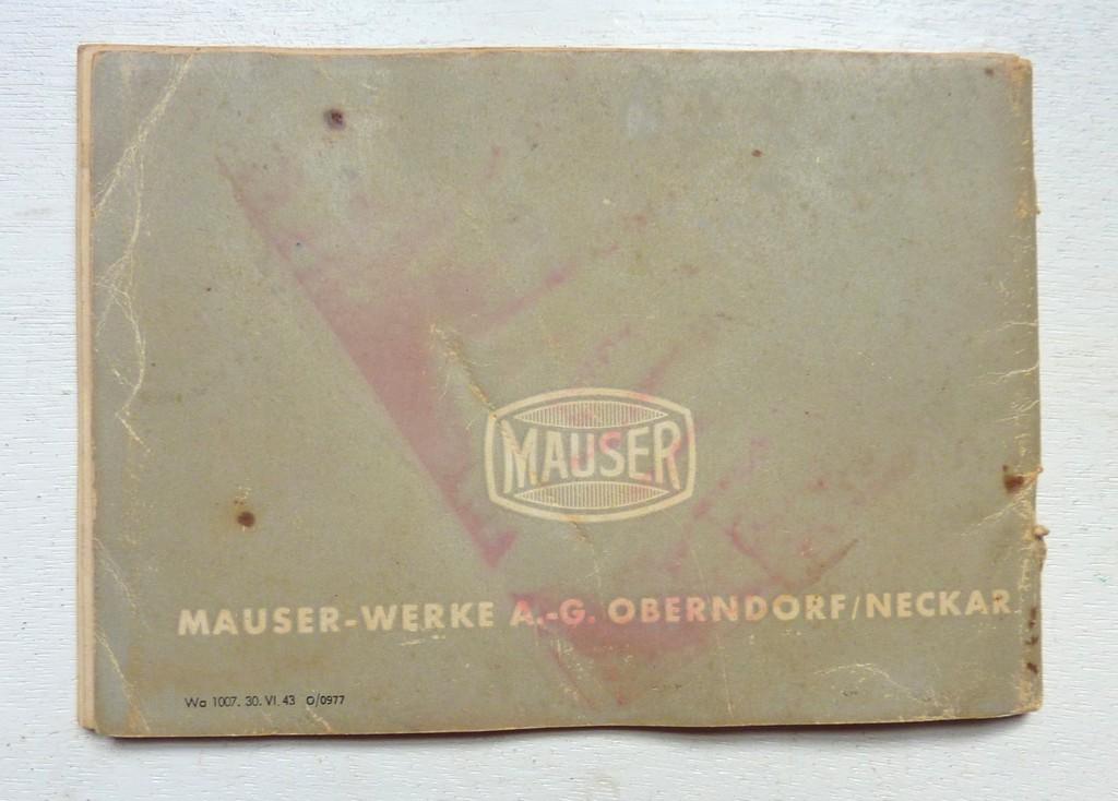 Manuel Mauser HSc 7,65mm P1070311