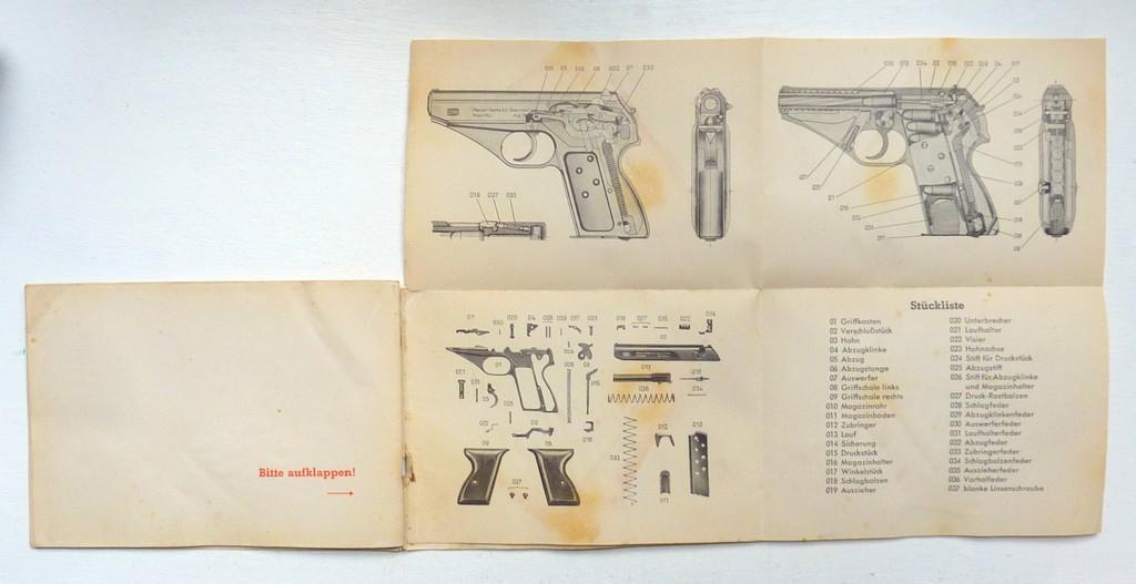 Manuel Mauser HSc 7,65mm P1070313