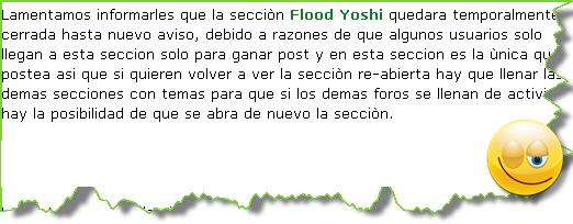 """[Aprobado] Limitar post que se pueden contestar como """"Flood"""" [15 Mayo] Yfc_fl10"""