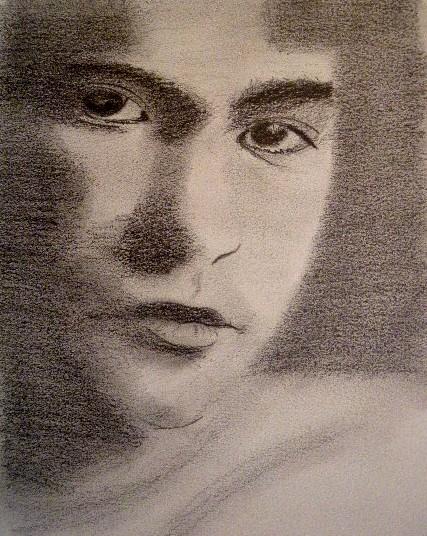 Jeune homme au crayon Young_11
