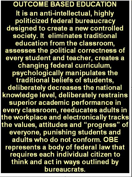 ONE WORLD MIND - ONE WORLD EDUCATION CONTROL OF CHILDREN IN NEW AGE CURRICULA, CONTROL OF YOUTH AND PEOPLES OF THE WORLD) A2710