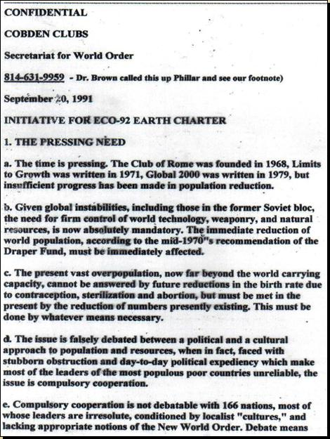 GLOBAL 2000 REPORT - U.N.'S 4TH HIDDEN AGENDA, THE DEPOPULATION AGENDA / AGENDA 21 THE EARTH CHARTER / SUSTAINABLE DEVELOPMENT PROGRAM - Page 6 Pnypd453