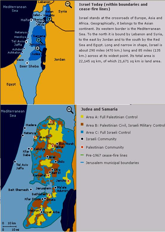 GOD'S PLAN FOR THE MIDDLE EAST Pnypd664