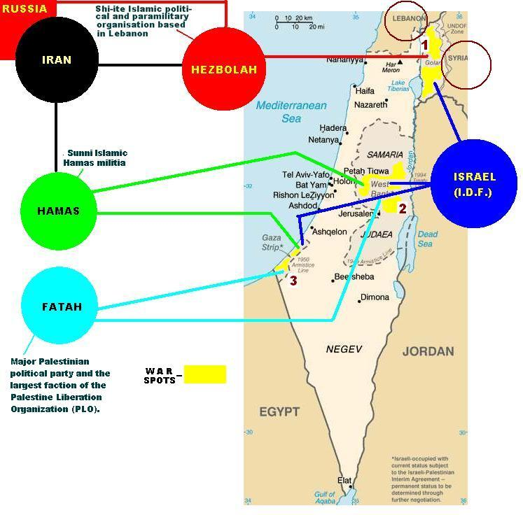 GOD'S PLAN FOR THE MIDDLE EAST Pnypd670