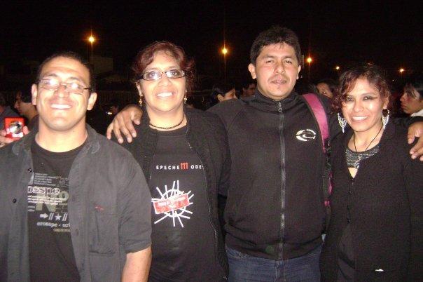 Foto saliendo del concierto de Depeche Mode 8526_111