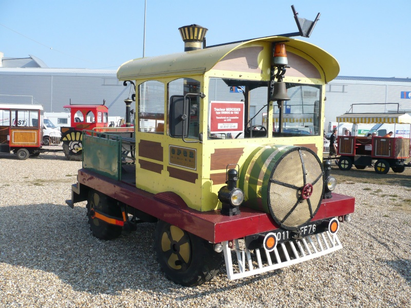 Tracteur Unimog ? ....Quiz 111
