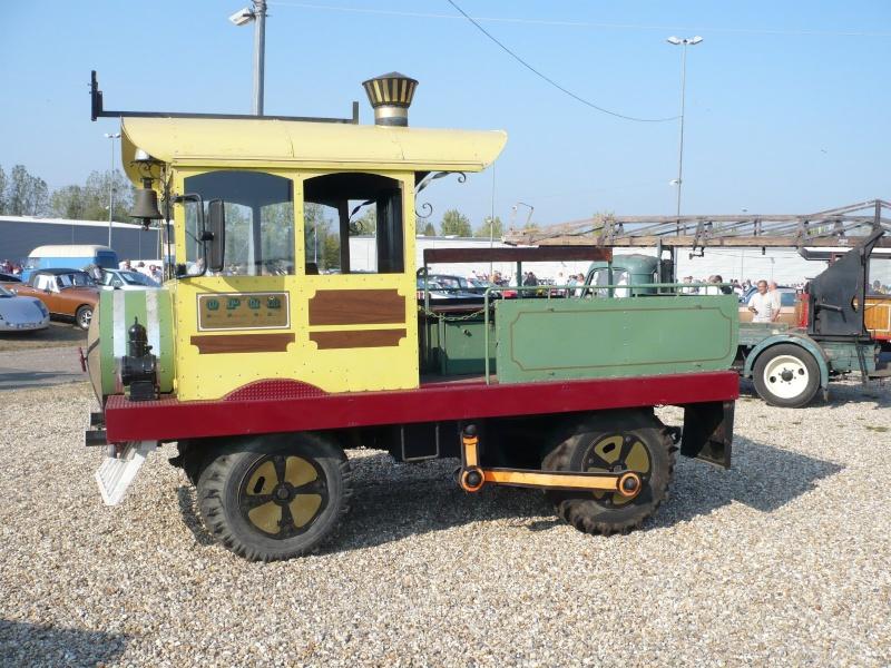 Tracteur Unimog ? ....Quiz 311