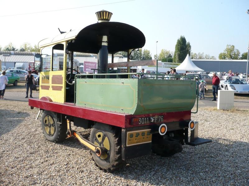Tracteur Unimog ? ....Quiz 412
