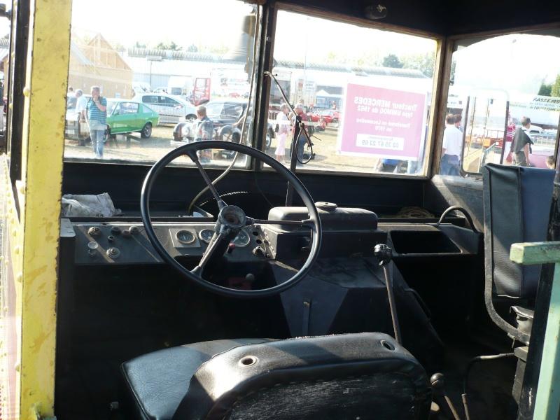 Tracteur Unimog ? ....Quiz 611