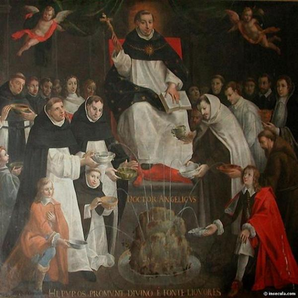 Saint Thomas d'Aquin Saint_12