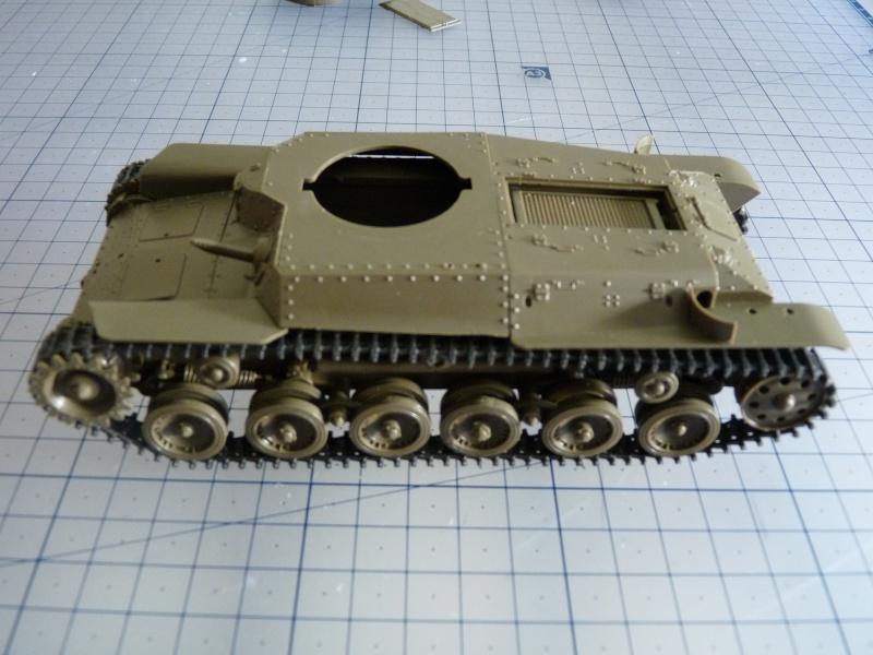 peinture - Type 97 Shinhoto Chi-Ha du 9th Tank Regiment à Saipan 3_prof10