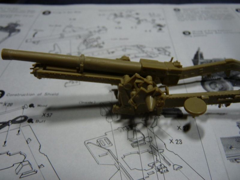 25 pdr FIELD GUN ARICAIN  ABANDONNE Canon_10