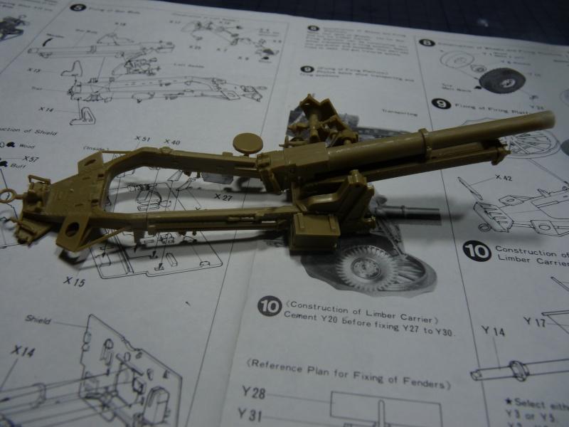 25 pdr FIELD GUN ARICAIN  ABANDONNE Canon_11