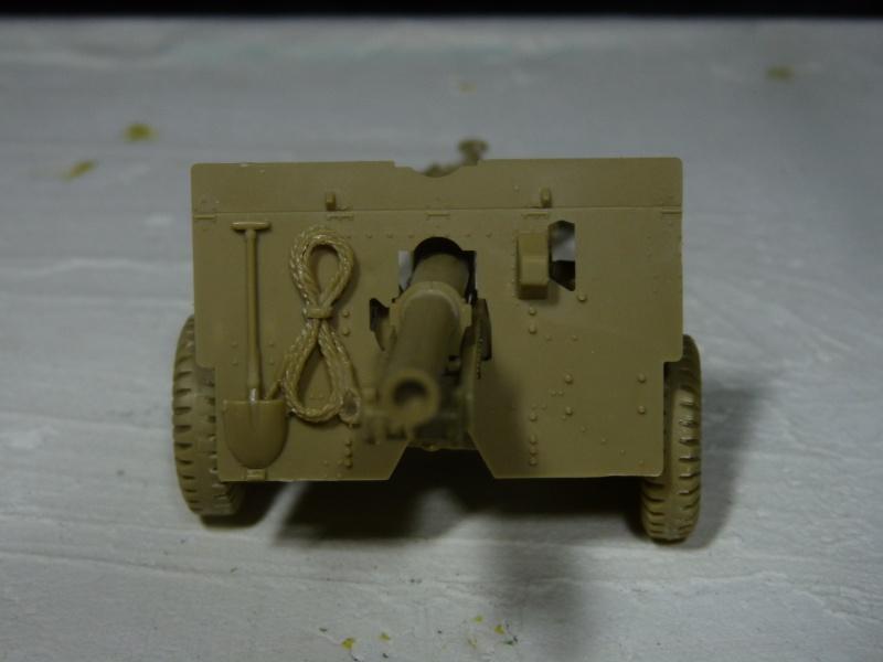 25 pdr FIELD GUN ARICAIN  ABANDONNE Canon_12