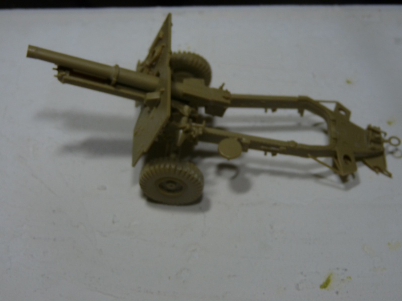 25 pdr FIELD GUN ARICAIN  ABANDONNE Canon_13
