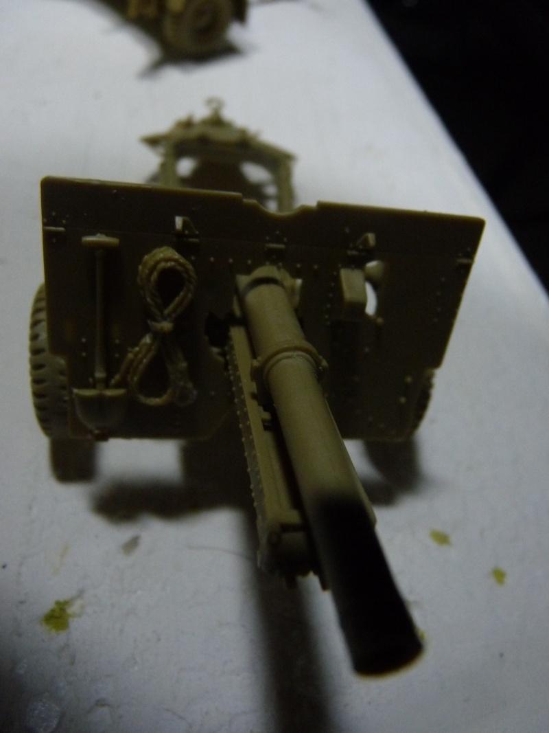 25 pdr FIELD GUN ARICAIN  ABANDONNE Canon_14