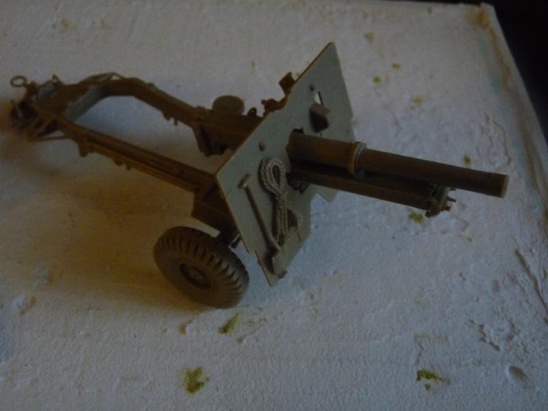 25 pdr FIELD GUN ARICAIN  ABANDONNE Canon_15
