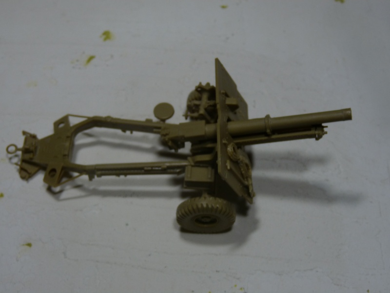 25 pdr FIELD GUN ARICAIN  ABANDONNE Canon_17