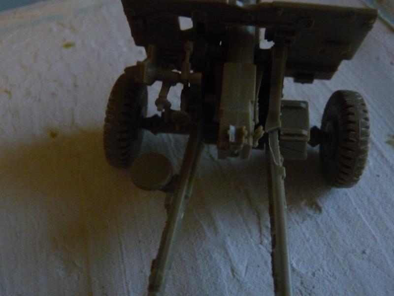 25 pdr FIELD GUN ARICAIN  ABANDONNE Canon_18