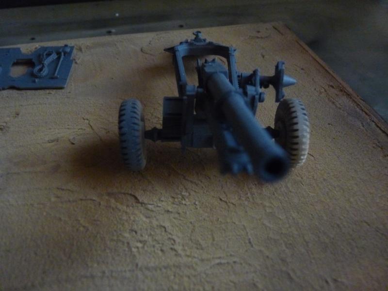 25 pdr FIELD GUN ARICAIN  ABANDONNE Canon_20