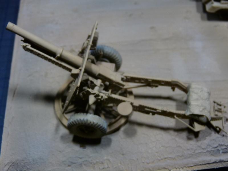25 pdr FIELD GUN ARICAIN  ABANDONNE Canon_21