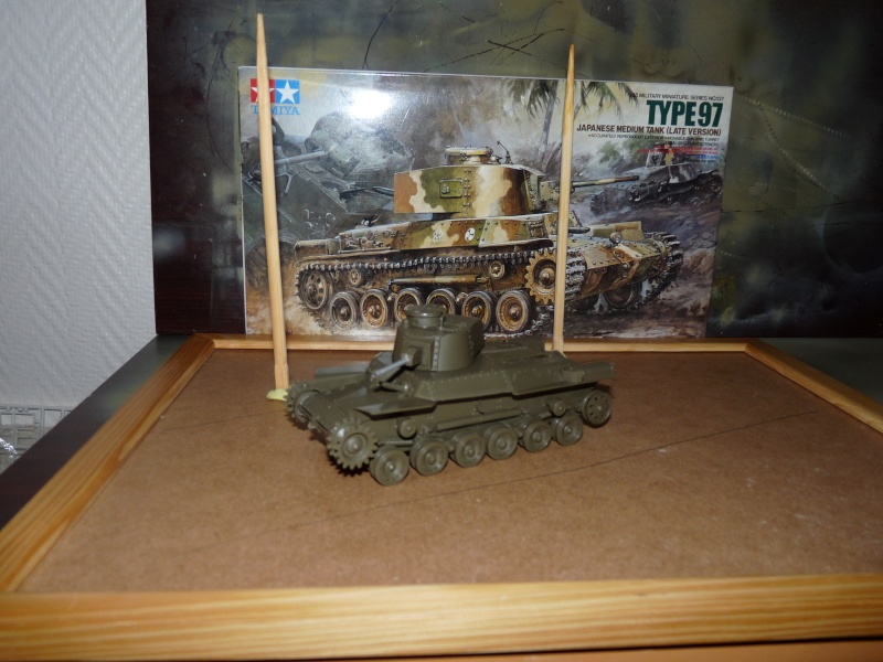 peinture - Type 97 Shinhoto Chi-Ha du 9th Tank Regiment à Saipan Dio_t913