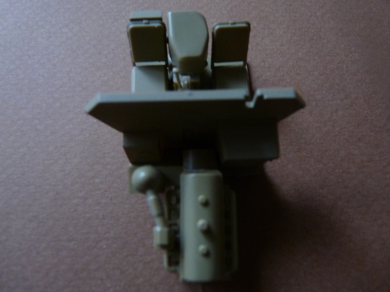 25 pdr FIELD GUN ARICAIN  ABANDONNE Moteur14