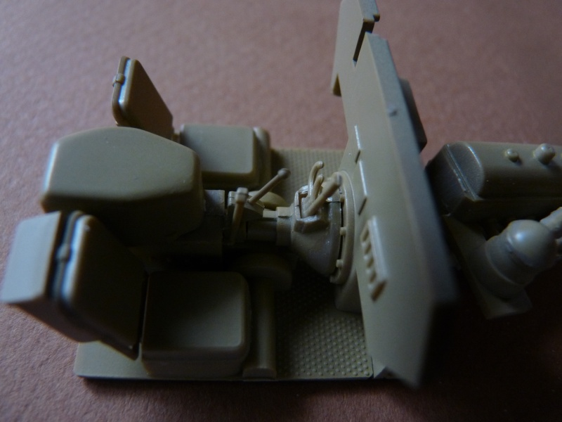 25 pdr FIELD GUN ARICAIN  ABANDONNE Poste_12