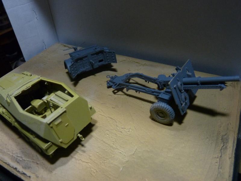 25 pdr FIELD GUN ARICAIN  ABANDONNE Test_d14