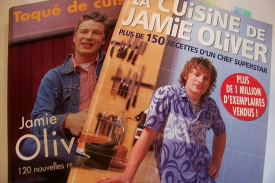 OLIVER Jamie : Cook  Livres12