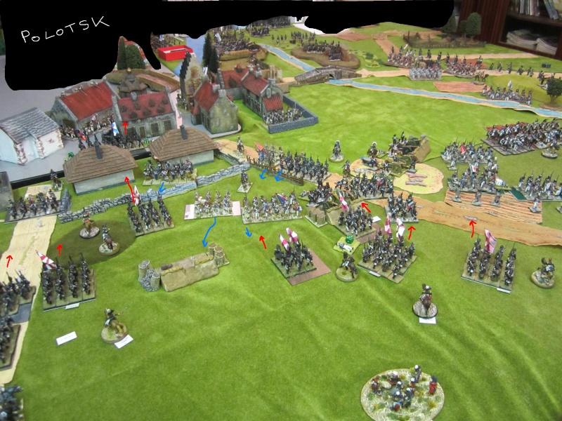Reconstitution de la bataille de Polotsk. Img_1710