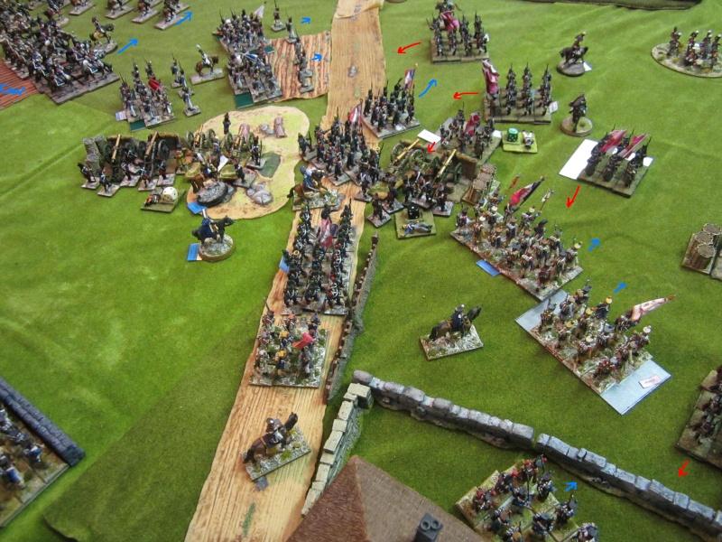 Reconstitution de la bataille de Polotsk. Img_1712