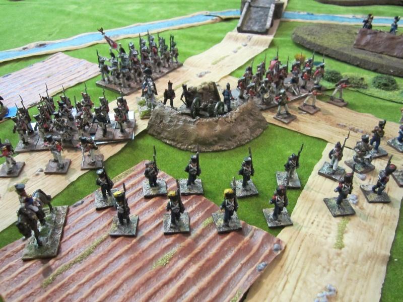 Reconstitution de la bataille de Polotsk. Img_1713