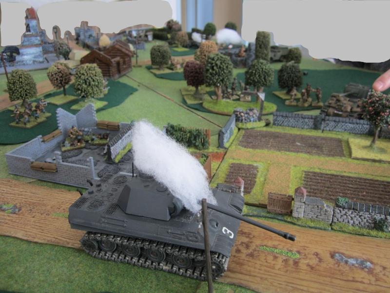 Engagements entre paras US et allemands dans le bocage Img_1813