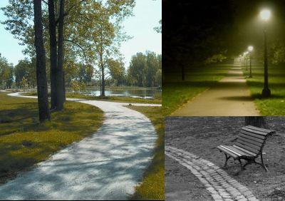 Le parc entre les villes Park10