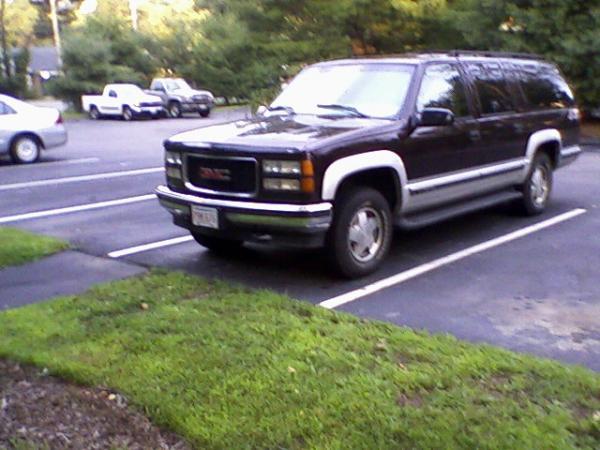 My trucks. 1997_d10
