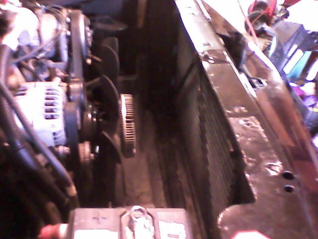 YAY!!! No more coolant leak! Photo-26