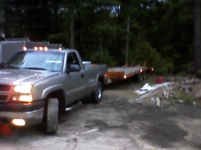 My trucks. Trailo10
