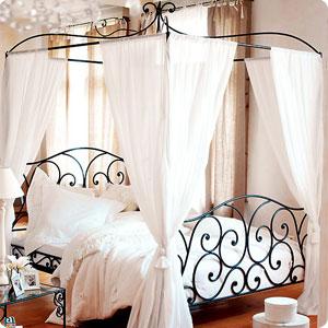 chambre mille et une nuit Lit_ba13