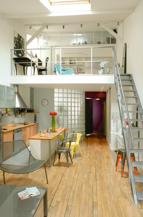 (article) La déco Industrielle Loft_111